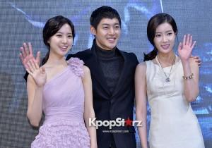Jin Se Yeon, Kim Hyun Joong, Lim Soo Hyang