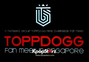 K-Pop Group Topp Dogg Successfully Holds First Overseas Fan Meet In Singapore [PHOTOS]