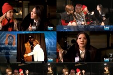 Group 2NE1 Receives Spotlight by U.S Fuse TV