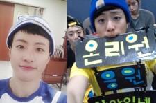 feeldog thanks fans at idol star olympics