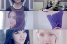 Girl Group AOA Releases 2nd Teaser Video For 'Miniskirt'