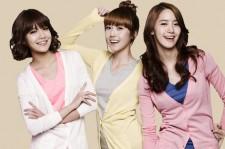 Girls' Generation (SNSD) 'SPAO' Endorsement Photos