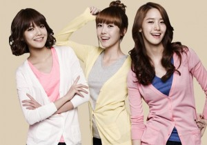 Girls' Generation (SNSD) 'SPAO' Endorsement Photos