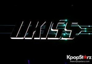 UKISS performs for KISSME's at Club Nokia in Los Angeles