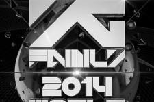 YG Entertainment To Hold 'YG FAMILY-2014 WORLD TOUR'