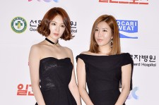 Davichi at the 28th Golden Disk Awards
