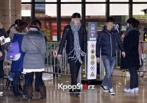 Block B Departed from the Gimpo Internation Airport for K-Pop Dream Concert