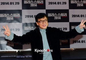 Jackie Chan's Police Story Red Carpet