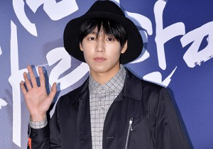 Lee Hyun Woo Attended the VIP Premiere of Upcoming Film 'When A Man Loves A Woman'