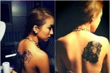 SISTAR's Bora Reveal Shocking Tattoo, Heighten Expectations Ahead of Comeback