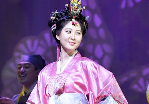 Girls Generation[SNSD] Seohyun at the Press Call of 'The Moon That Embraces the Sun' Musical