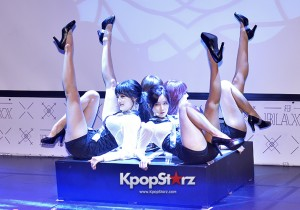 Rainbow Blaxx Held a Showcase to Debut Their New Song 'Cha Cha' (Performance)