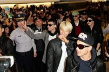 Big Bang's First Meeting with Fans in Taiwan