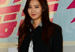 Girls Generation[SNSD] Yuri at the VIP Premiere of Upcoming Film 'Blood Boiling Youth'