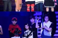 B1A4 Baro and Tiny-G Dohee