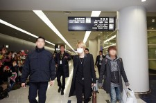 JYJ Jaejoong Greeted by 500 Fans At Japan Airport, 'Huge Popularity'