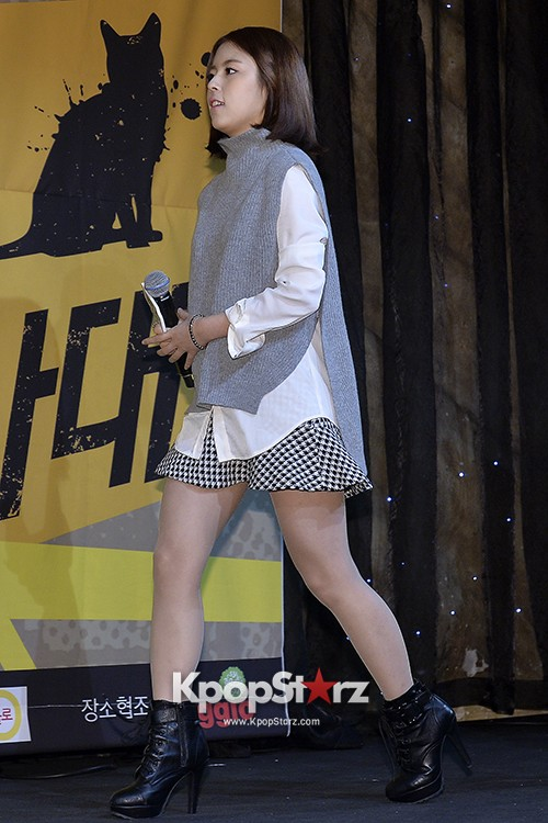 Tiny-G's Dohee at Press Conference for Children's Drama 'Pluto Secret Society'key=>0 count27
