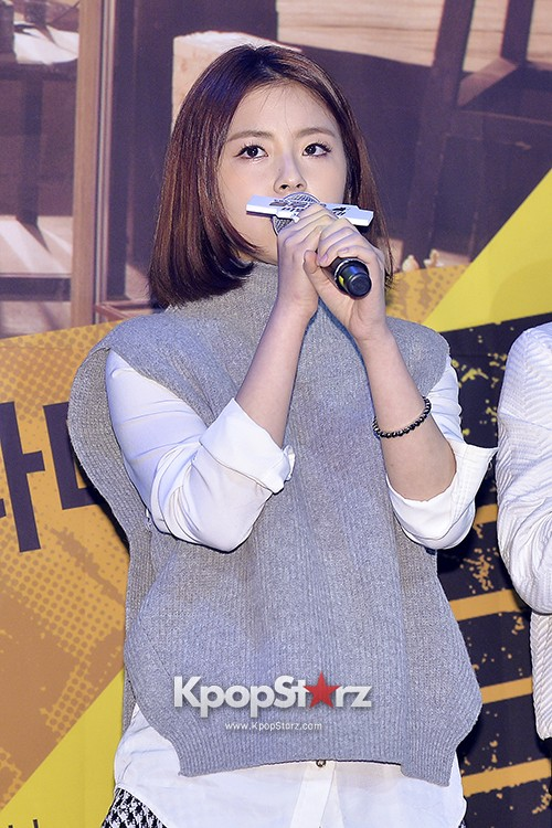 Tiny-G's Dohee at Press Conference for Children's Drama 'Pluto Secret Society'key=>3 count27