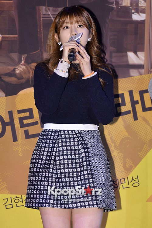 Tiny-G at Press Conference for Children's Drama 'Pluto Secret Society'key=>12 count27