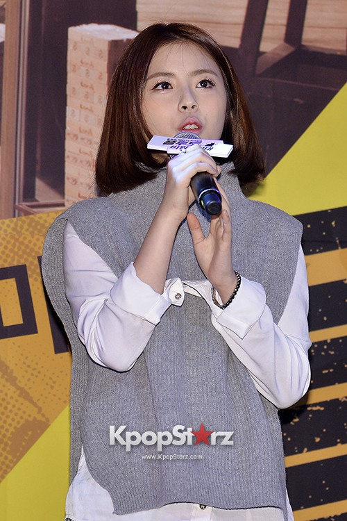 Tiny-G at Press Conference for Children's Drama 'Pluto Secret Society'key=>13 count27