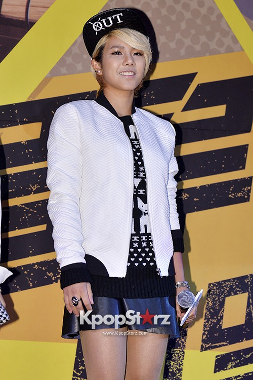 Tiny-G at Press Conference for Children's Drama 'Pluto Secret Society'key=>14 count27