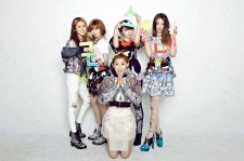 4Minute (pictured) recalls the classic R&B acts of the 1990s like TLC or En Vogue.