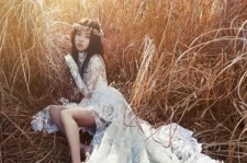 tiny g dohee wedding photo shoot