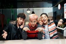Seungri, G-Dragon, Taeyang