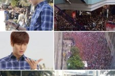 Actor Lee Min Ho Becomes New Model For China's Online Market 'Taobao'