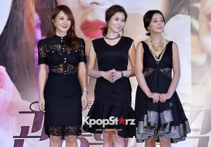 Jo Min Soo, Moon So Ri and Uhm Jung Hwa Attended the VIP Premiere of Upcoming Film 'The Law of Pleasures'