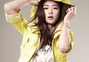 'You Who Came From the Stars' Jun Ji Hyun in Catalog Photos for SHESMISS