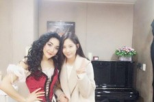 bada picture with seohyun