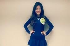 Kim Ji Min Can Pass For A Petite Model