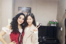 seohyun picture with bada