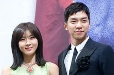 Lee Seung Gi, Ha Ji Won