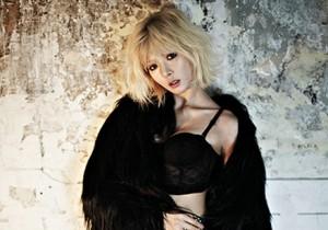 Hyuna 4minute - InStyle Magazine January Issue 2014 [PHOTOS]