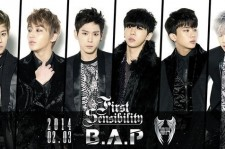 B.A.P Makes Comeback Today With First Album, 'First Sensibility'