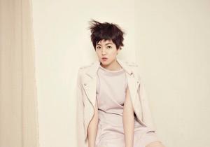 Shim Eun Kyung - InStyle Magazine January Issue 2014 [PHOTOS]