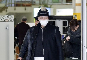 Jang Keun Suk Returned to Korea, Following the Conclusion of His Zepp Tour in Japan, via the Gimpo International Airport
