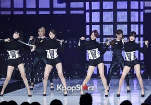 Rainbow Blaxx at SBS MTV The Show - All about K-POP