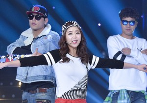 Koyote at SBS MTV The Show : All about K-POP - Feb 4, 2014 [PHOTOS]