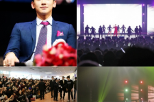 Singer Rain Holds Successful Japan Fan Meeting With 5,000 Fans