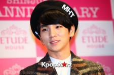 Key at Etude House event.
