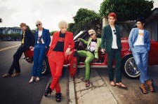 Group TEEN TOP U.S. Portion Of World Tour To Be Chosen By Fans
