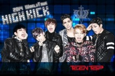 TEEN TOP Seoul Concert To Be Broadcasted Live In Japan-Taiwan-Hong Kong Theaters