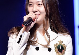 f(x)'s Krystal at SM The Ballad Vol.2 'Breath'- Feb 12, 2014 [PHOTOS]