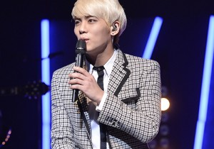 SHINee's Jonghyun at SM The Ballad Vol.2 'Breath'- Feb 12, 2014 [PHOTOS]