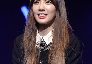 Girls Generation[SNSD] Taeyeon at SM The Ballad Vol.2 'Breath'- Feb 12, 2014 [PHOTOS]