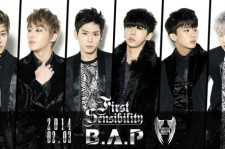 B.A.P Tops U.S. Billboard World Albums Chart With 'First Sensibility'