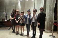 Groups T-ARA and SPEED Perform Together At Cambodia Concert